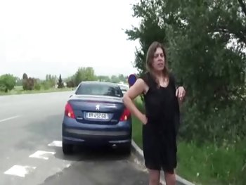 Mamá rusa tetas grandes y coño encantador